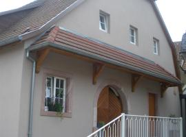 Gîtes & Chambes d'Hôtes Fugler, Orschwihr