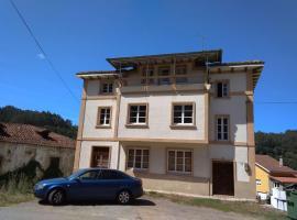 Casa Estrella, Pravia