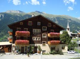 Hotel Restaurant Alpenblick, Ernen