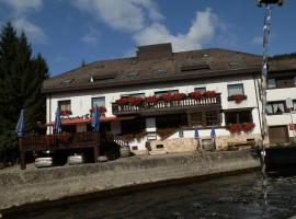 Landhotel Löwen, Blumberg