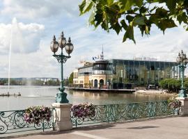 Hôtel Barrière L'Hôtel du Lac, Enghien-les-Bains
