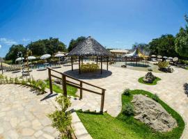 Olho D'Água Park Hotel, Caraúbas
