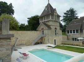 Gîtes Louis de Vauclerc, Craonnelle