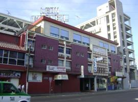 Hotel Leon, Tijuana