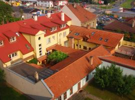 Penzion U Chmelů, Prostějov