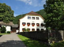 Baby- und Familienbauernhof Glawischnig-Hofer, Gmünd in Kärnten