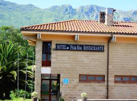 Hotel Restaurante Prau Riu, Llanes