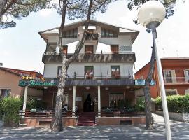 Hotel La Riviera, Montecatini Terme