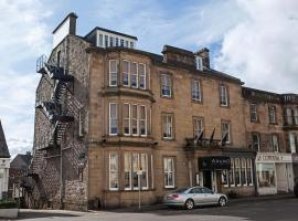 The Queens Hotel, Bridge of Allan