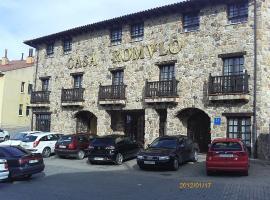 Casa Rómulo, Duruelo de la Sierra