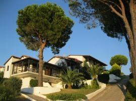 Villa Anna Maria, Agia Paraskevi