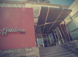 Hotel Estilo MB, Villa Carlos Paz