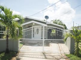 Home away from home, Chaguanas