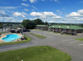 Daigle's Motel, Saint Leonard