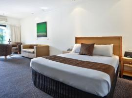 BEST WESTERN Geelong Motor Inn & Serviced Apartments, Geelong