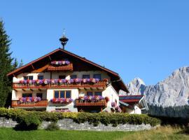 Frühstückspension Felsenheim, Ramsau am Dachstein