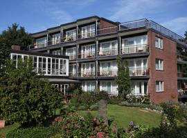 Hotel Wehrburg, Cuxhaven