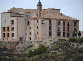 Albergue Santuario Nuestra Señora de Magallón, Leciñena