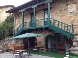 Hotel Rural Isasi, Gordexola