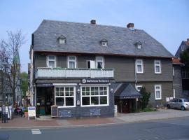 Gästehaus Verhoeven, Goslar
