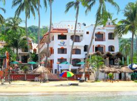 6 hoteles en los ayala m xico precios incre bles for Bungalows villas del coral los ayala
