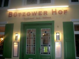 Hotel Bützower Hof, Bützow