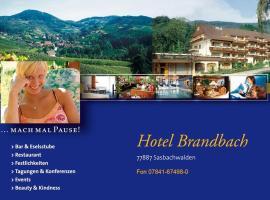 Hotel Brandbach, Sasbachwalden