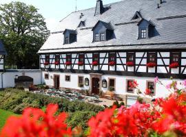 Hotel Folklorehof, Chemnitz