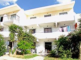 Apostolis Hotel Apartments, Rodo Pefkas