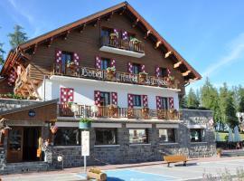 Le Chalet Suisse, Valberg