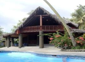 Tanna Lodge, Tanna Island