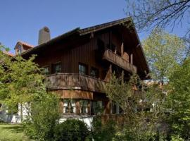 Hotel Schrenkhof, انترهاشنغ