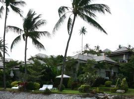 Replay Pool Villa Beachfront Samui, Praia de Bang Rak