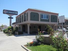 El Rancho Inn, Hawthorne