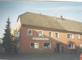 Gasthof zur Krone, Burghaslach