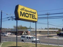 Arrowhead Motel, Burnet