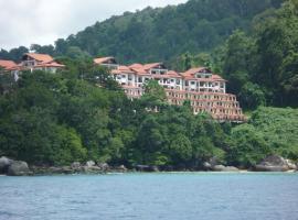 , Île Tioman