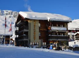 Hotel Restaurant Silbersand, Riederalp