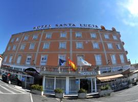 Hotel Santa Lucía, Santiago de Compostela