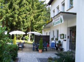 Hotel Tannenhof, Prüm