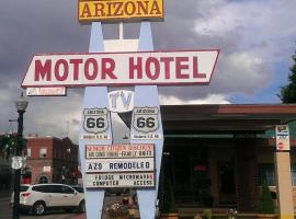 9 Arizona Motor Hotel, Williams