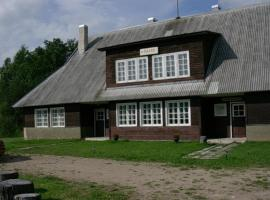 Saare Guesthouse, Sihva