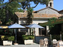 Hotel Le Flamant Rose Logis - Camargue, Albaron