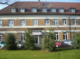 Stadthotel Kolping, Bocholt