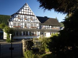 Pension Gastreich, Lennestadt