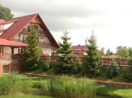 Hotelik Zełwągi, Mikołajki