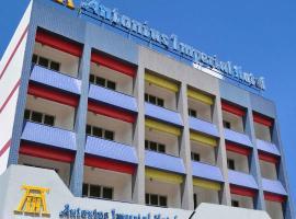 Antonius Imperial Hotel, Santo Antônio de Jesus