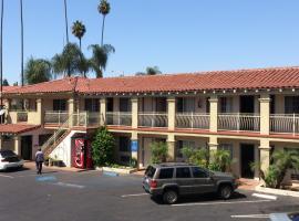 Santa Ana Travel Inn, Santa Ana