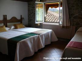 Hostal-Restaurante La Choca, Lecina