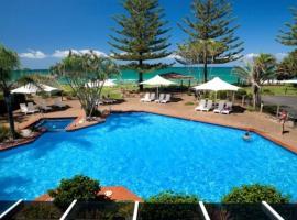 Nautilus Beachfront Villas & Spa, Coffs Harbour